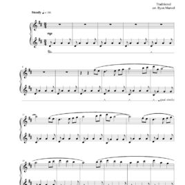 """The First Noel"" – Sheet Music (Download)"